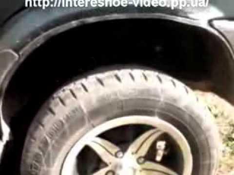 ваз2109 сильно шатается колесо