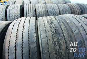 Легковые шины восстановленные