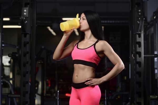 коктейли для похудения после тренировок